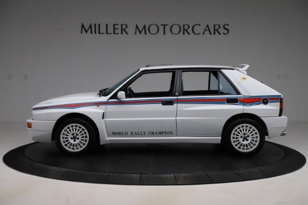 Used 1992 Lancia Delta Integrale Evo 1 - Martini 6 for sale $188,900 at McLaren Greenwich in Greenwich CT 06830 3