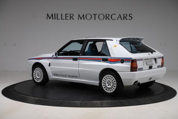 Used 1992 Lancia Delta Integrale Evo 1 - Martini 6 for sale $188,900 at McLaren Greenwich in Greenwich CT 06830 4