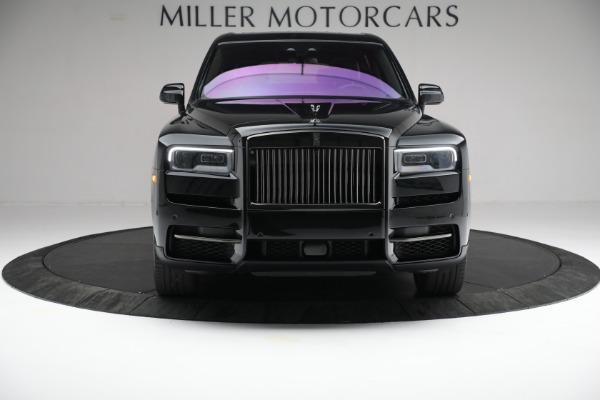 New 2020 Rolls-Royce Cullinan Black Badge for sale $436,275 at McLaren Greenwich in Greenwich CT 06830 2