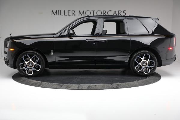 New 2020 Rolls-Royce Cullinan Black Badge for sale $436,275 at McLaren Greenwich in Greenwich CT 06830 3
