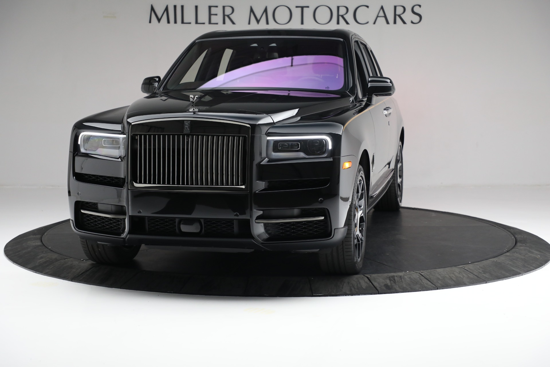 New 2020 Rolls-Royce Cullinan Black Badge for sale Sold at McLaren Greenwich in Greenwich CT 06830 1