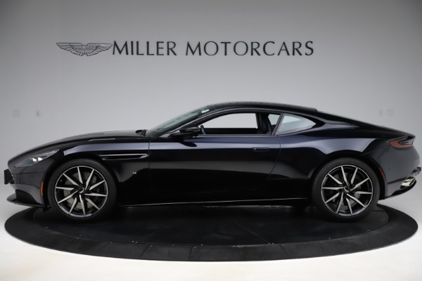 Used 2017 Aston Martin DB11 V12 for sale $129,900 at McLaren Greenwich in Greenwich CT 06830 3