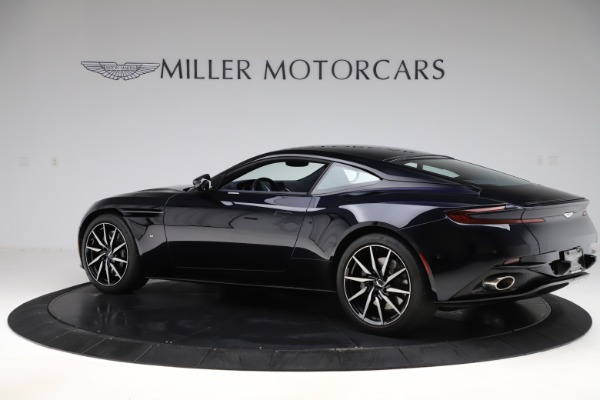 Used 2017 Aston Martin DB11 V12 for sale $129,900 at McLaren Greenwich in Greenwich CT 06830 4