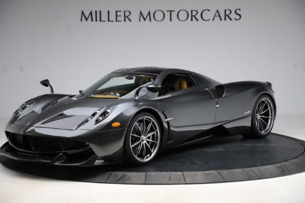 Used 2014 Pagani Huayra Tempesta for sale $2,195,000 at McLaren Greenwich in Greenwich CT 06830 2