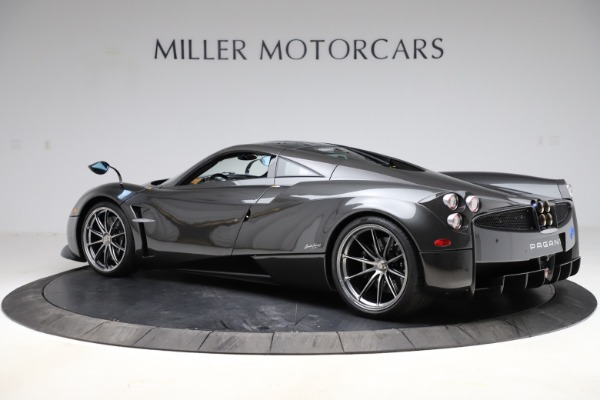 Used 2014 Pagani Huayra Tempesta for sale $2,195,000 at McLaren Greenwich in Greenwich CT 06830 4