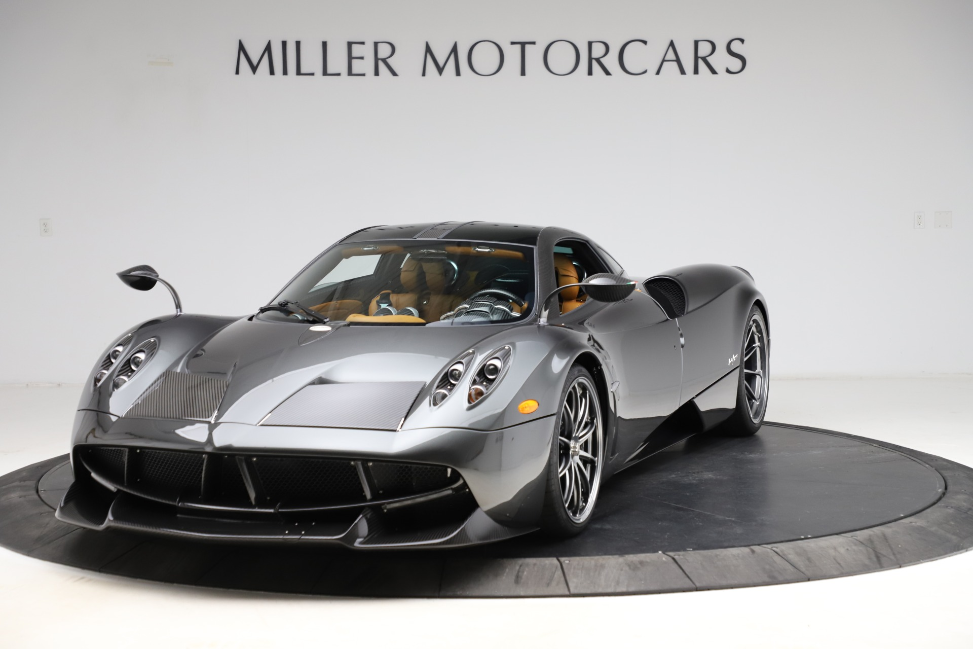 Used 2014 Pagani Huayra Tempesta for sale $2,195,000 at McLaren Greenwich in Greenwich CT 06830 1