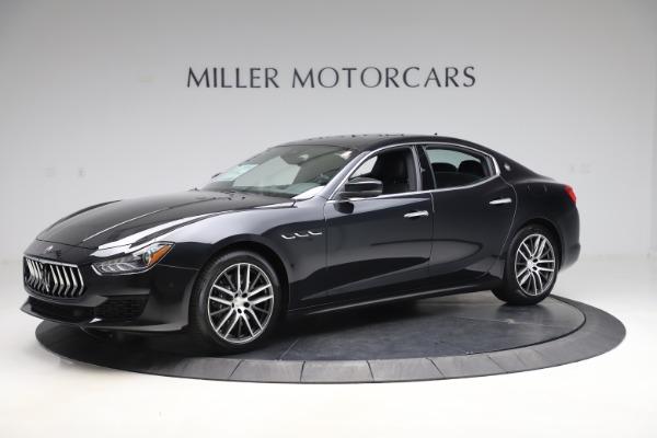 New 2019 Maserati Ghibli S Q4 for sale $91,165 at McLaren Greenwich in Greenwich CT 06830 2