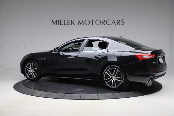 New 2019 Maserati Ghibli S Q4 for sale $91,165 at McLaren Greenwich in Greenwich CT 06830 4