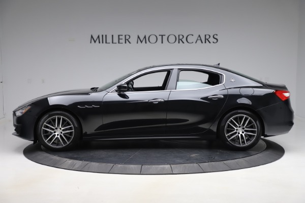 New 2019 Maserati Ghibli S Q4 for sale $91,165 at McLaren Greenwich in Greenwich CT 06830 3