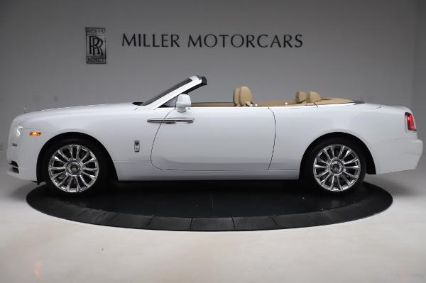 New 2020 Rolls-Royce Dawn for sale $382,100 at McLaren Greenwich in Greenwich CT 06830 3