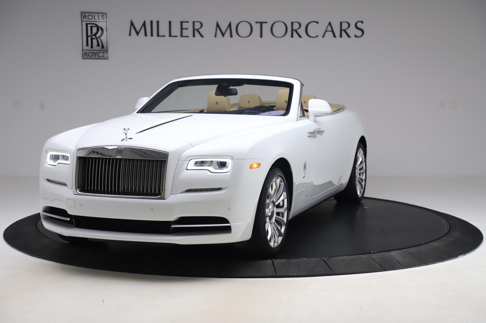 New 2020 Rolls-Royce Dawn for sale $382,100 at McLaren Greenwich in Greenwich CT 06830 1