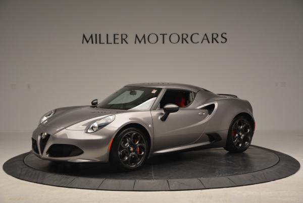 New 2016 Alfa Romeo 4C for sale Sold at McLaren Greenwich in Greenwich CT 06830 2