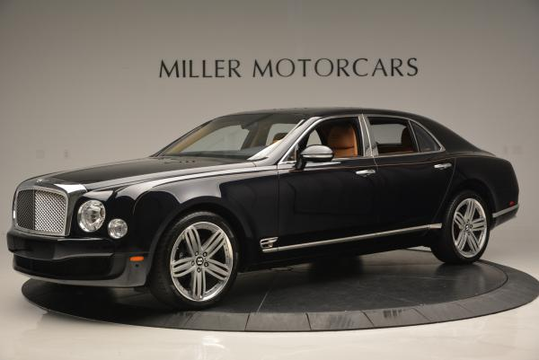 Used 2013 Bentley Mulsanne Le Mans Edition- Number 1 of 48 for sale Sold at McLaren Greenwich in Greenwich CT 06830 2