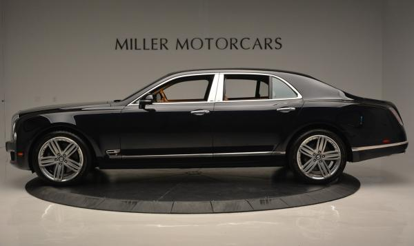 Used 2013 Bentley Mulsanne Le Mans Edition- Number 1 of 48 for sale Sold at McLaren Greenwich in Greenwich CT 06830 3
