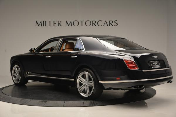Used 2013 Bentley Mulsanne Le Mans Edition- Number 1 of 48 for sale Sold at McLaren Greenwich in Greenwich CT 06830 4
