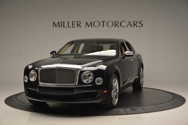 Used 2013 Bentley Mulsanne Le Mans Edition- Number 1 of 48 for sale Sold at McLaren Greenwich in Greenwich CT 06830 1