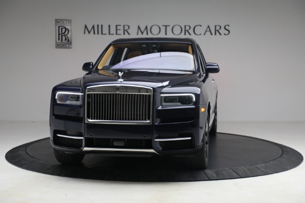 Used 2020 Rolls-Royce Cullinan for sale Call for price at McLaren Greenwich in Greenwich CT 06830 2