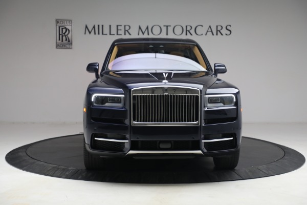 Used 2020 Rolls-Royce Cullinan for sale Call for price at McLaren Greenwich in Greenwich CT 06830 3