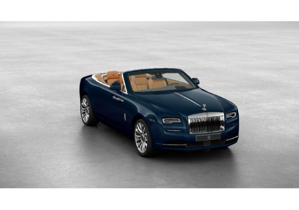 New 2020 Rolls-Royce Dawn for sale $386,450 at McLaren Greenwich in Greenwich CT 06830 2