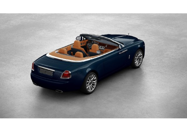 New 2020 Rolls-Royce Dawn for sale $386,450 at McLaren Greenwich in Greenwich CT 06830 3