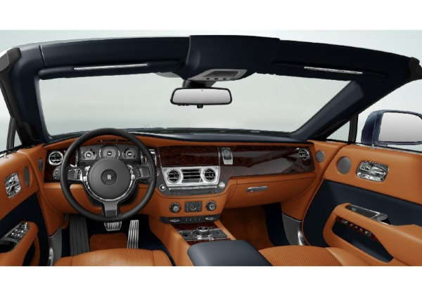 New 2020 Rolls-Royce Dawn for sale $386,450 at McLaren Greenwich in Greenwich CT 06830 4