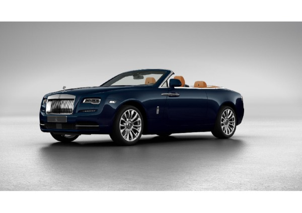 New 2020 Rolls-Royce Dawn for sale $386,450 at McLaren Greenwich in Greenwich CT 06830 1
