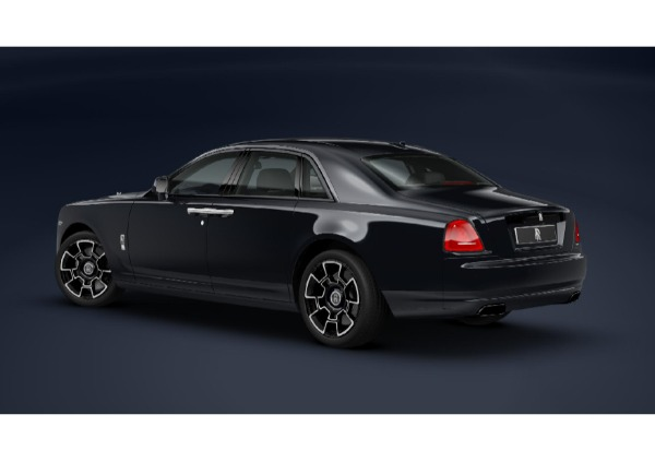 New 2019 Rolls-Royce Ghost Black Badge for sale Sold at McLaren Greenwich in Greenwich CT 06830 2