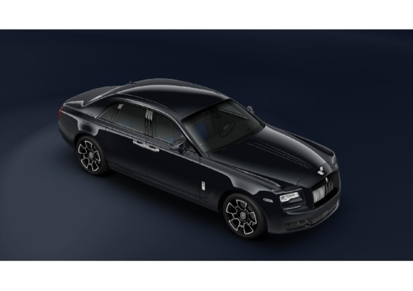 New 2019 Rolls-Royce Ghost Black Badge for sale Sold at McLaren Greenwich in Greenwich CT 06830 3