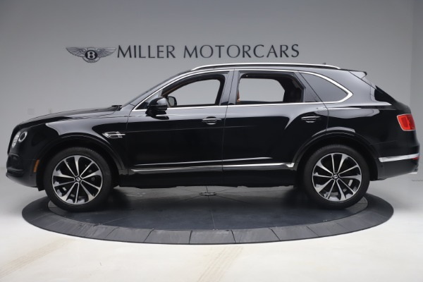 Used 2017 Bentley Bentayga W12 for sale $149,900 at McLaren Greenwich in Greenwich CT 06830 3