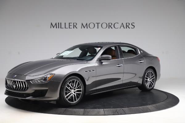New 2020 Maserati Ghibli S Q4 for sale $82,385 at McLaren Greenwich in Greenwich CT 06830 2