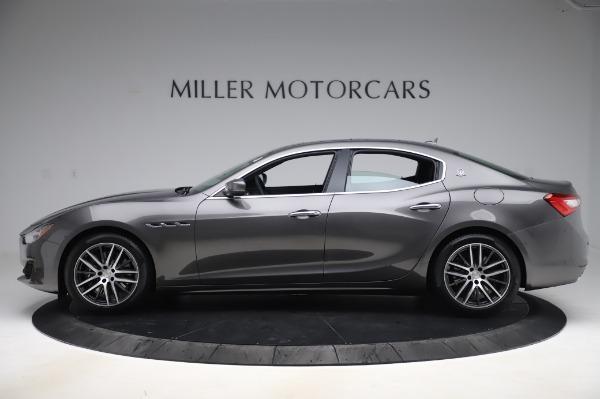 New 2020 Maserati Ghibli S Q4 for sale $82,385 at McLaren Greenwich in Greenwich CT 06830 3