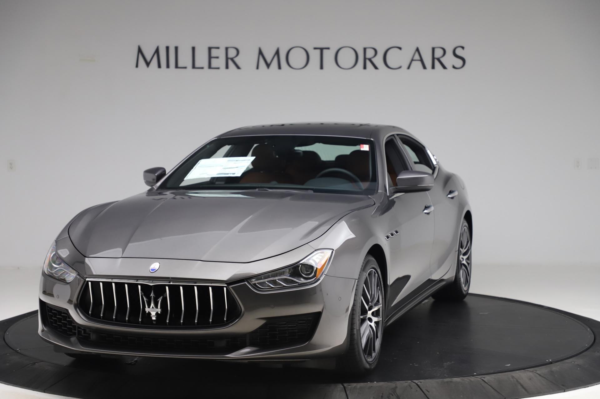 New 2020 Maserati Ghibli S Q4 for sale $82,385 at McLaren Greenwich in Greenwich CT 06830 1