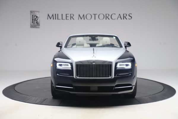 Used 2017 Rolls-Royce Dawn Base for sale Call for price at McLaren Greenwich in Greenwich CT 06830 2