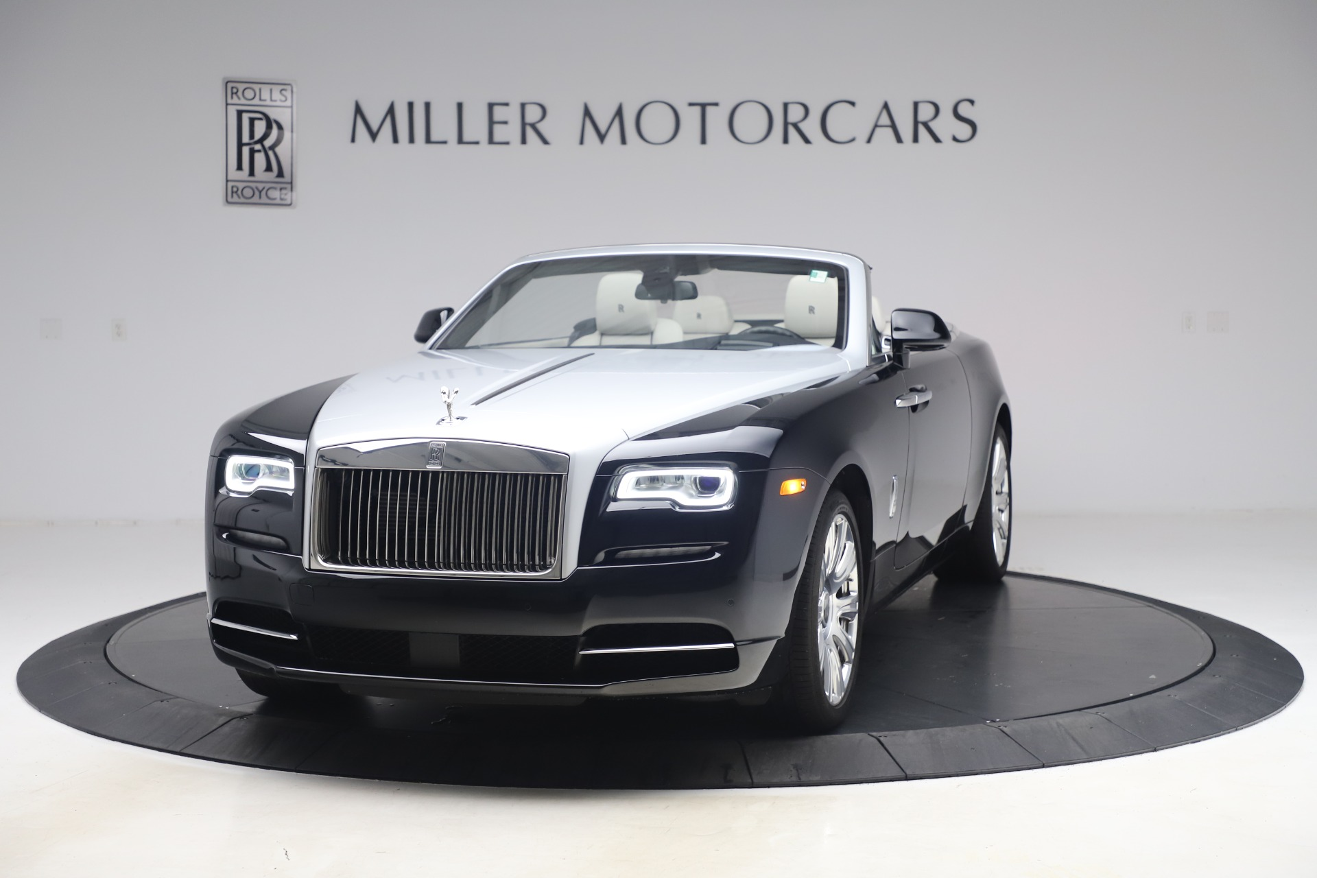 Used 2017 Rolls-Royce Dawn Base for sale Call for price at McLaren Greenwich in Greenwich CT 06830 1