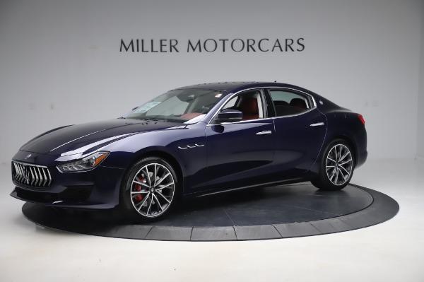 New 2020 Maserati Ghibli S Q4 for sale Sold at McLaren Greenwich in Greenwich CT 06830 2