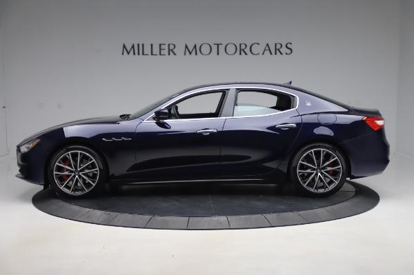 New 2020 Maserati Ghibli S Q4 for sale Sold at McLaren Greenwich in Greenwich CT 06830 3