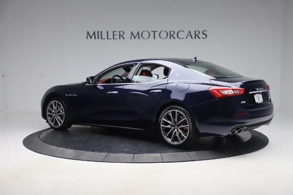 New 2020 Maserati Ghibli S Q4 for sale Sold at McLaren Greenwich in Greenwich CT 06830 4
