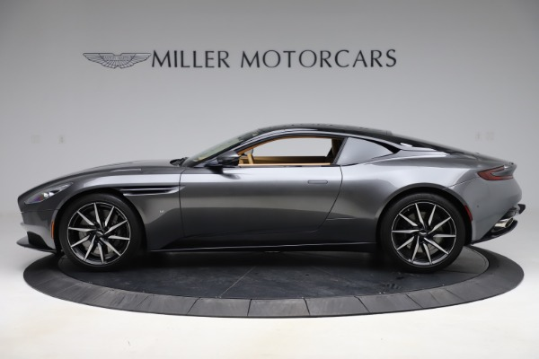 Used 2017 Aston Martin DB11 V12 for sale $131,900 at McLaren Greenwich in Greenwich CT 06830 2