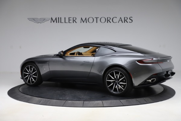 Used 2017 Aston Martin DB11 V12 for sale $131,900 at McLaren Greenwich in Greenwich CT 06830 3