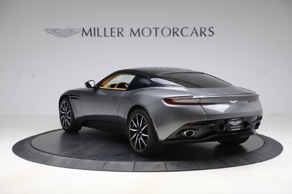 Used 2017 Aston Martin DB11 V12 for sale $131,900 at McLaren Greenwich in Greenwich CT 06830 4