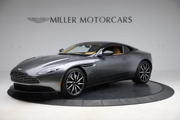 Used 2017 Aston Martin DB11 V12 for sale $131,900 at McLaren Greenwich in Greenwich CT 06830 1