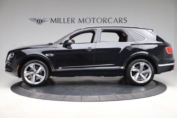 Used 2017 Bentley Bentayga W12 for sale $145,900 at McLaren Greenwich in Greenwich CT 06830 3