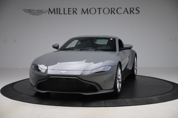 New 2020 Aston Martin Vantage Coupe for sale $165,381 at McLaren Greenwich in Greenwich CT 06830 2