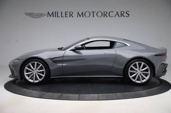 New 2020 Aston Martin Vantage Coupe for sale $165,381 at McLaren Greenwich in Greenwich CT 06830 3