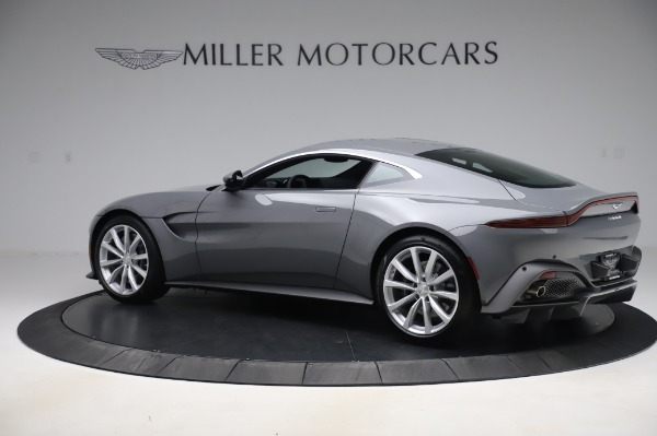 New 2020 Aston Martin Vantage Coupe for sale $165,381 at McLaren Greenwich in Greenwich CT 06830 4