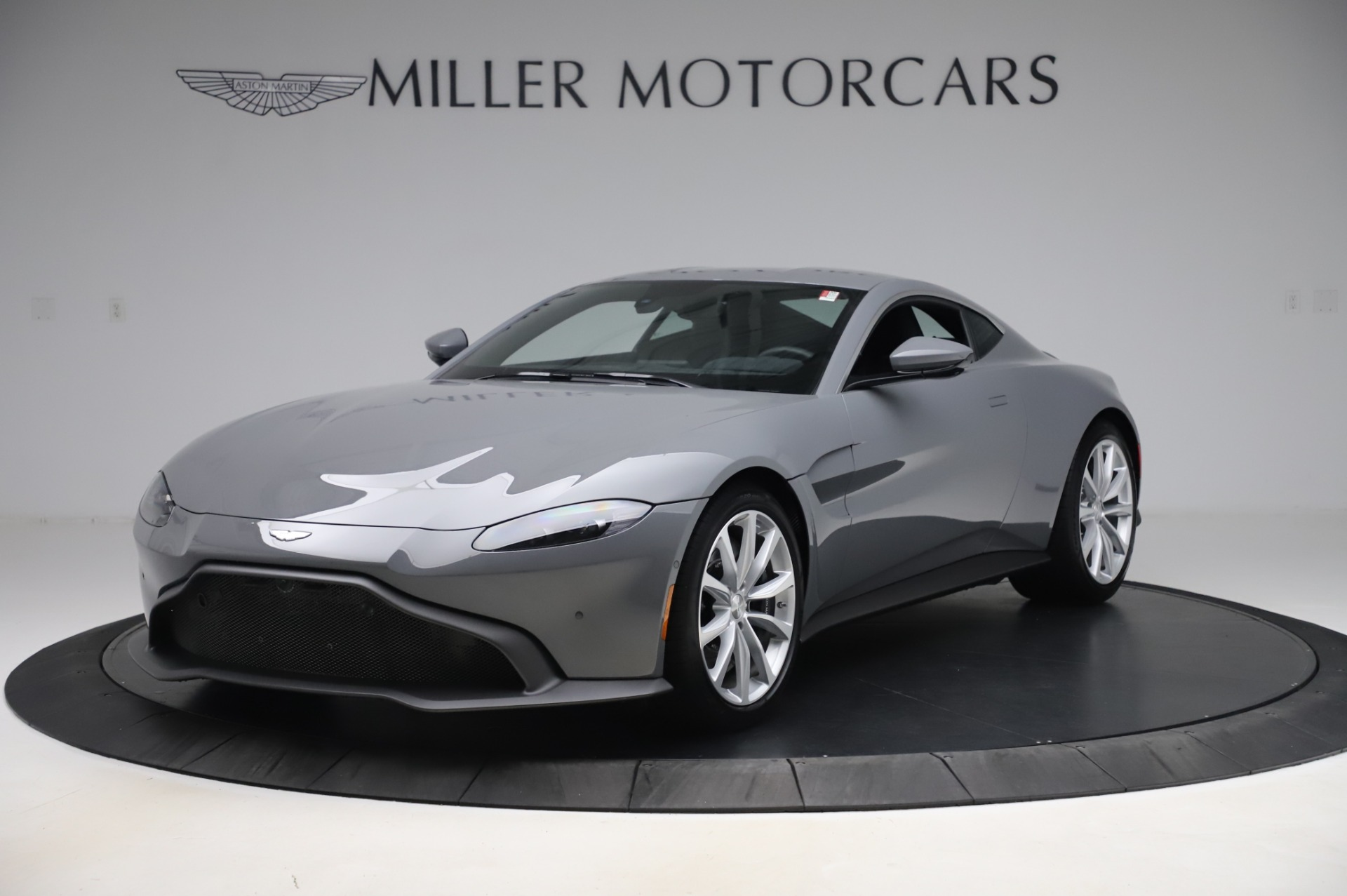 New 2020 Aston Martin Vantage Coupe for sale $165,381 at McLaren Greenwich in Greenwich CT 06830 1