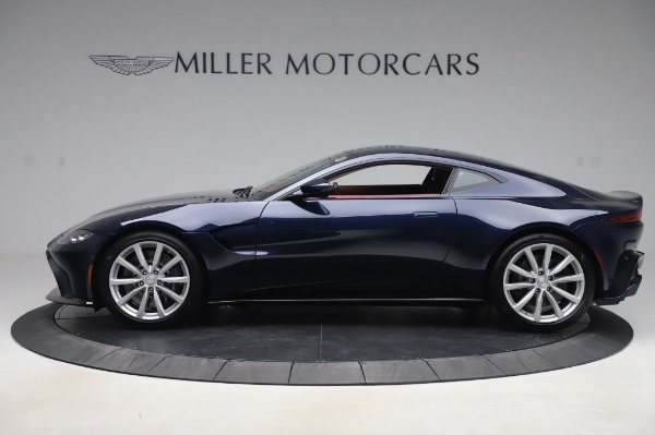 New 2020 Aston Martin Vantage Coupe for sale $177,481 at McLaren Greenwich in Greenwich CT 06830 2