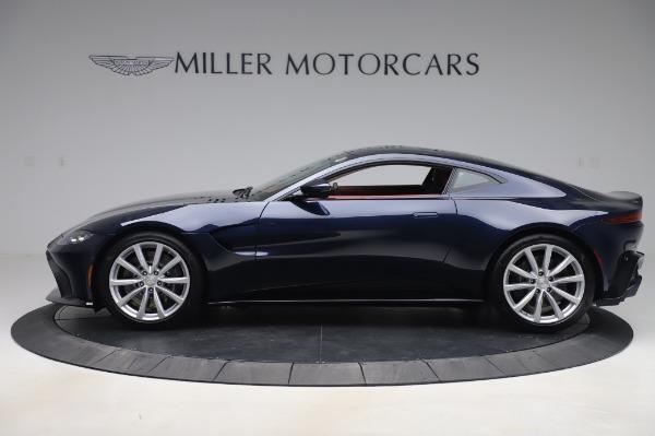 New 2020 Aston Martin Vantage for sale $177,481 at McLaren Greenwich in Greenwich CT 06830 2
