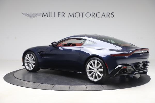 New 2020 Aston Martin Vantage for sale $177,481 at McLaren Greenwich in Greenwich CT 06830 3
