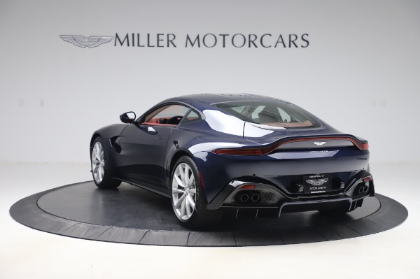 New 2020 Aston Martin Vantage Coupe for sale $177,481 at McLaren Greenwich in Greenwich CT 06830 4